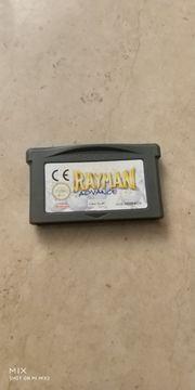Rayman Advance GameBoy Advanced Top
