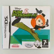 NintendoDS Kim Possible - Auf der