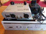 Tube Ultragain mic 100