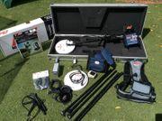 Minelab GPX-5000 Golddetektor Kit