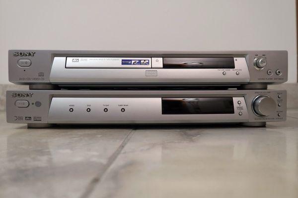 SONY Stereo Hi-Fi-Anlage