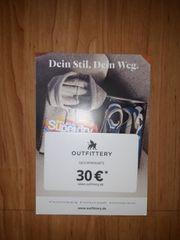 Outfittery Gutschein