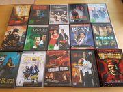 Ca 50 DVDs