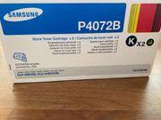 Samsung Drucker Toner P4072B schwarz