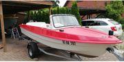 Motorboot Ibis 2 incl Trailer