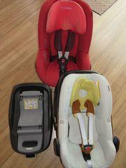 Maxi Cosi Babyschale Pebble Kindersitz