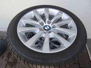BMW Winterräder mit 18 Alufelge