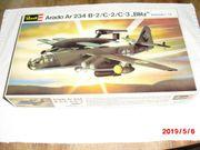 Modellbausatz Arado Ar 234 B-2