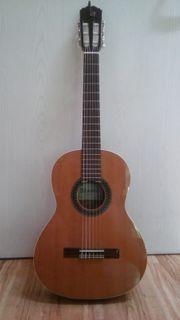 Konzert-Gitarre Alhambra 3 4