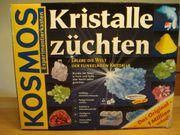 Großer Experimentierkasten Kristalle züchten von