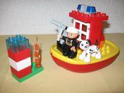 Lego Duplo 10591 Feuerwehrboot