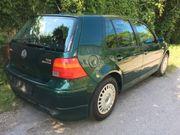 VW Golf IV 4MOTION TDI