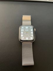 Apple Watch 5 Edelstahl GPS