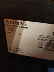 LCD TV 40 Zoll Sony