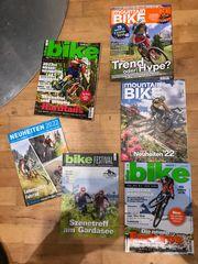 Bike Zeitschriften 10 11 2021