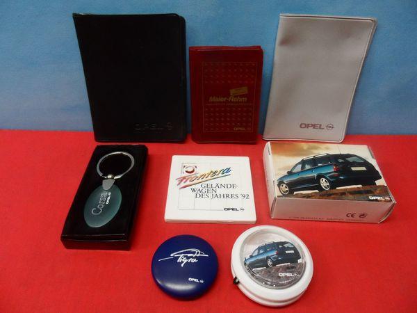 Opel Werbung Werbegeschenke Corsa - Astra u