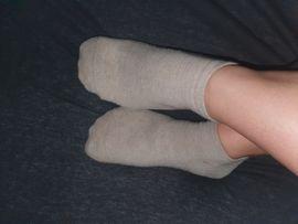 Getragene Wäsche - Getragene Socken