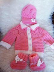 Babygarnitur Gr 62 68 Neu