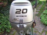 Verkaufe Heckmotor 20 PS Honda