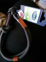 Halsband mit Zugstopp