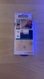 Neu Bosch 3x Schleifband grob