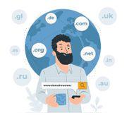 Domain Registration or Domain Name