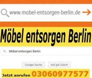 Sperrmüll entsorgen Berlin
