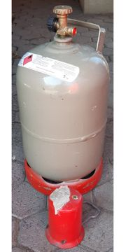 Campinggasflasche 5KG