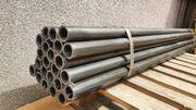 98m neue Stahlrohre Gewinderohr 1