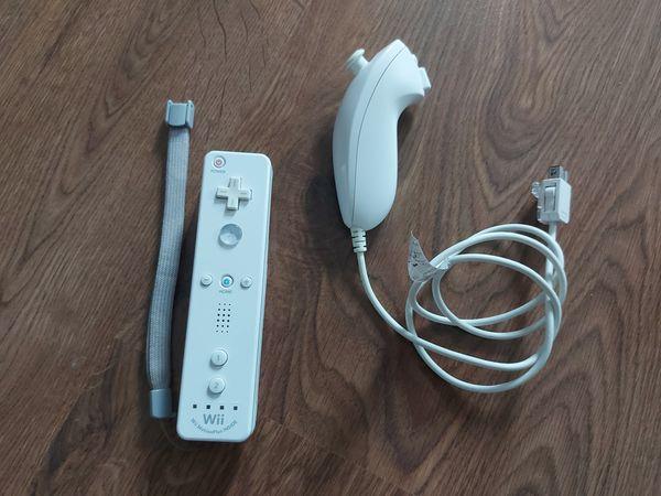 Wii Controller Nunchuck