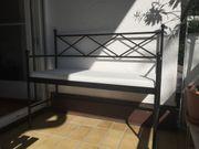 Garten oder Balkon Sitzbank mit