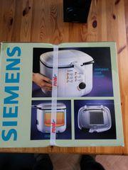 Siemens Fritteuse originalverpackt