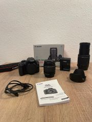 Spiegelreflexkamera Canon EOS 1300D Kit