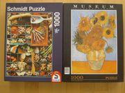 2 Puzzle im Set - je