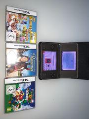 Nintendo DSi XL Braun mit