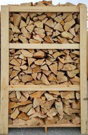 Brennholz Kaminholz Buche trocken 2