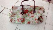 kleine Reisetasche der Marke Sander