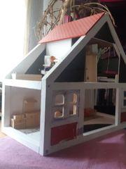 Puppenhaus Haus für Puppen Holz