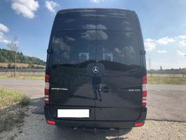 MB Sprinter 316 CDI Kombi: Kleinanzeigen aus Oberasbach - Rubrik Kleinbusse, -transporter