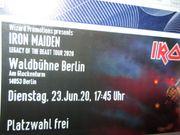Iron Maiden Berlin Waldbühne am