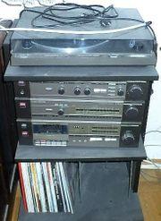 Grundig Stereoanlage von 1985 mit