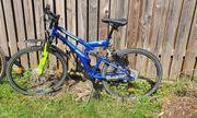 Fahrrad Zündapp Blue MTB 28