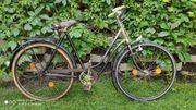 Altes Damen Fahrrad
