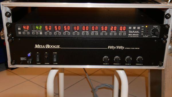 Mesa Boogie TriAxis V2 Röhrenvorverstärker