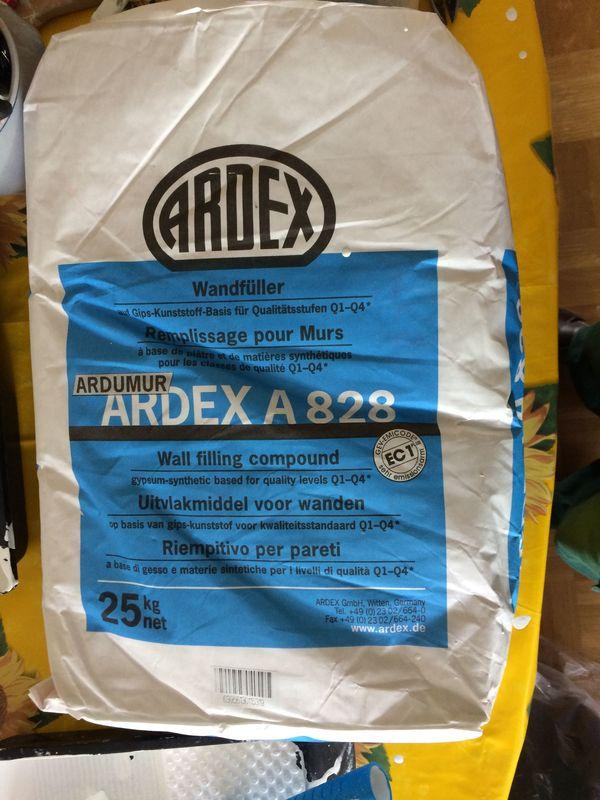 Ardex A828 Wandfüller