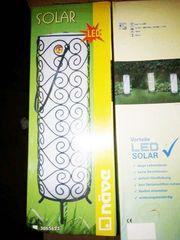 4 Näve Solar LED Garten