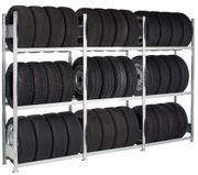 Reifenregale Container-Regalset für Reifencontainer NEU