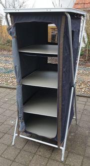 Große Klappbox Küchenbox Faltschrank Campingschrank