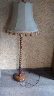 Stehlampe Antik