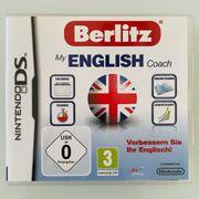 NintendoDS Berlitz - My English Coach
